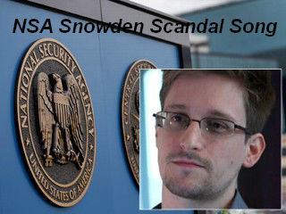 NSA - National Security Agency Snowden Song