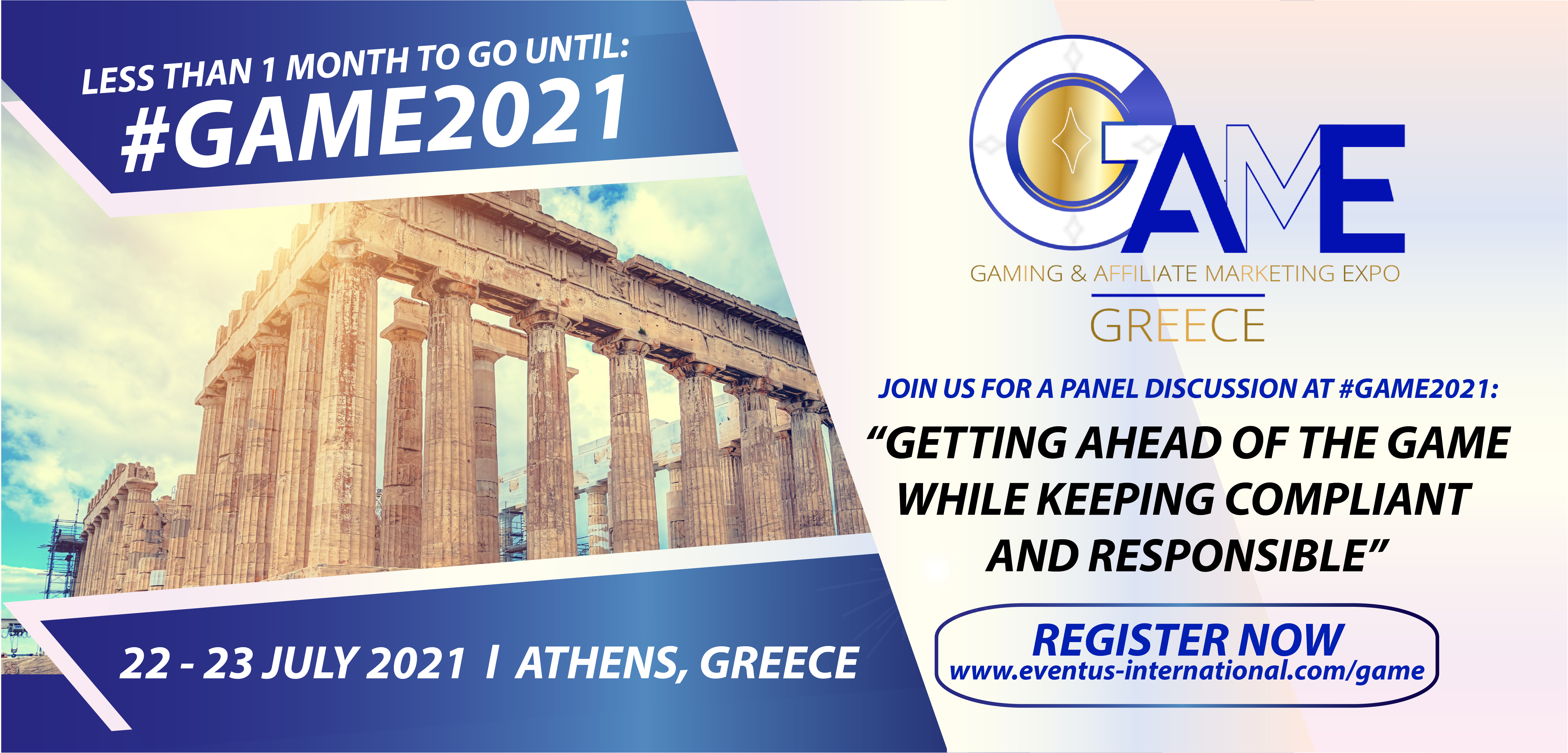 Greece Gaming Affiliate Marketing Expo: Tal Ron, Drihem Co. Is Playing The GAME For The First Time