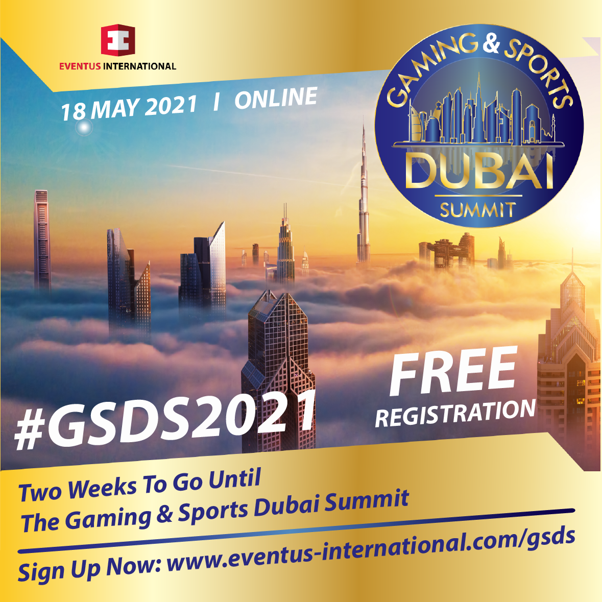GSDS Online Press Release: Dubai Summit Gaming Sports Preview Event Trends