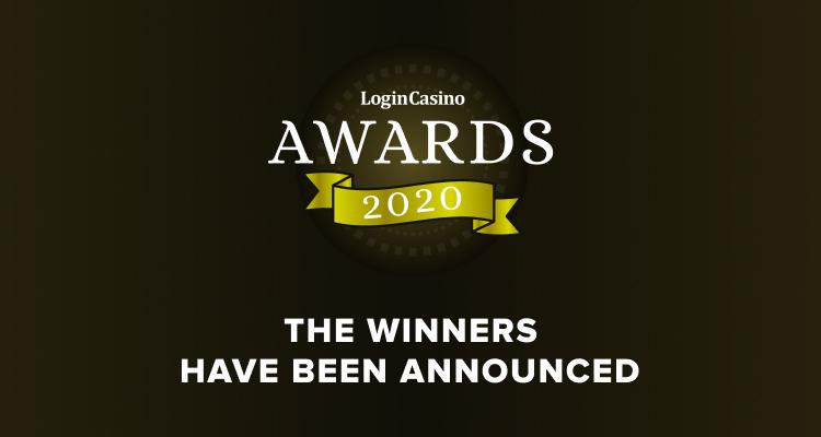 4th Annual Login Casino Awards Ceremony Winners 2020