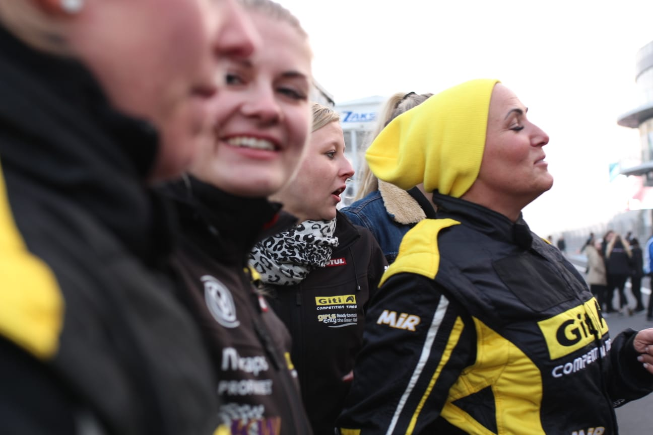 Introducing Giti's Angels: An All-Women's Nürburgring Racing Team