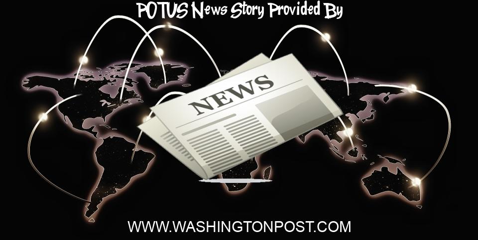 POTUS News: Jill Biden announcing next steps for military family program