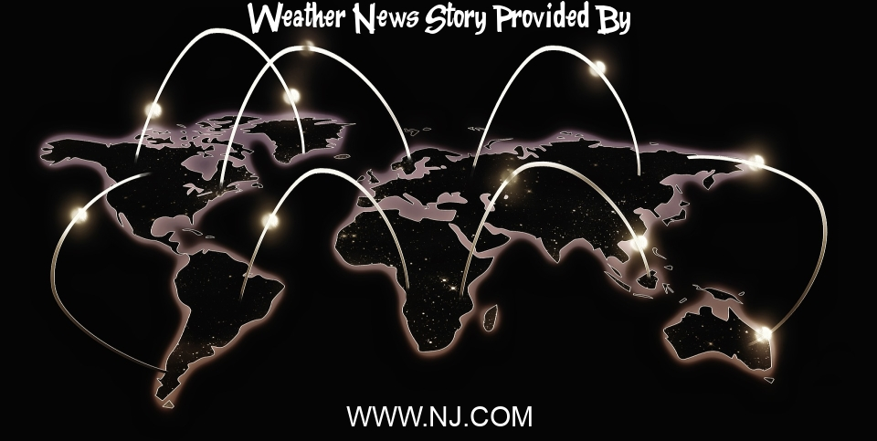 Weather News: N.J. weather: Severe thunderstorm watch issued with strong storms, damaging winds on the way