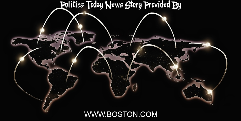 Politics Today News: Tom Brady returns to the White House — and gets a little political