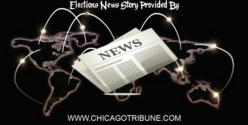 Elections News: Suburban election results: 2 mayors caught up in investigations appear headed to victory - Chicago Tribune