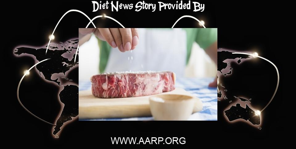 Diet News: New FDA Guidelines Promote Low-Sodium Diet - AARP