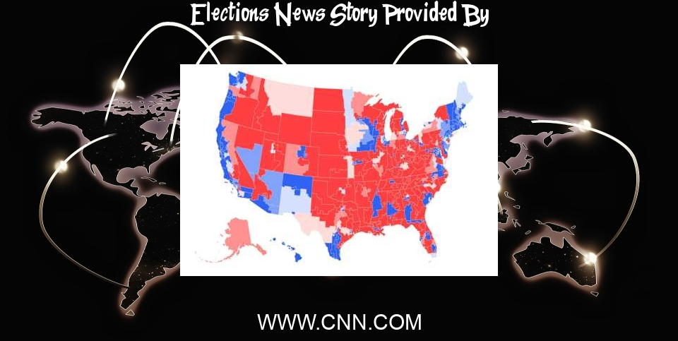 Elections News: A new election forecast gives Democrats hope for 2022 - CNN