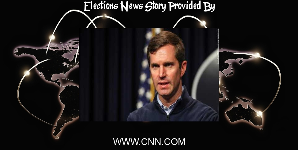Elections News: Kentucky Gov. Beshear signs into law bipartisan elections bill expanding voting access - CNN