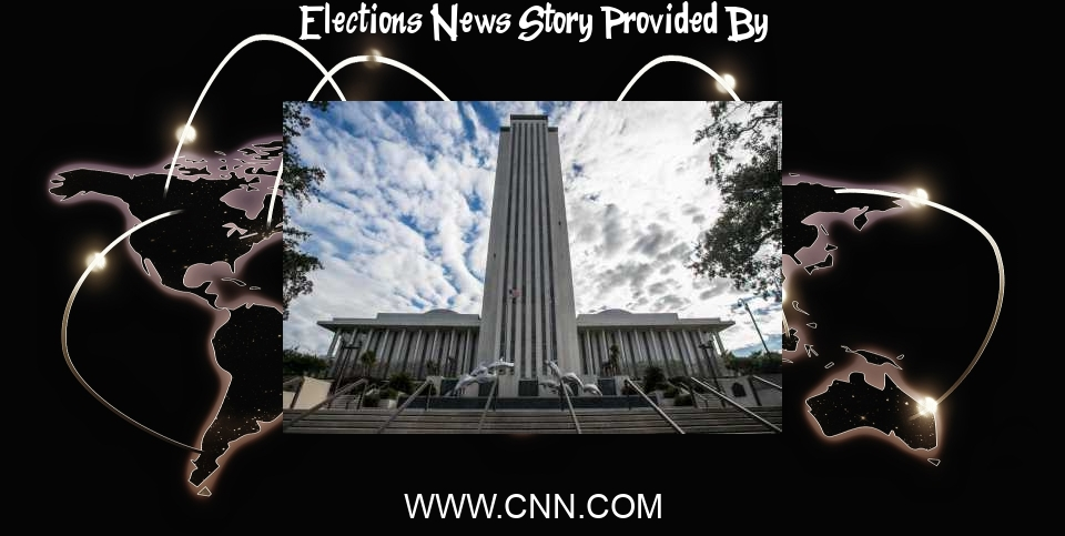 Elections News: Florida Legislature passes elections bill that adds restrictions to voting - CNN