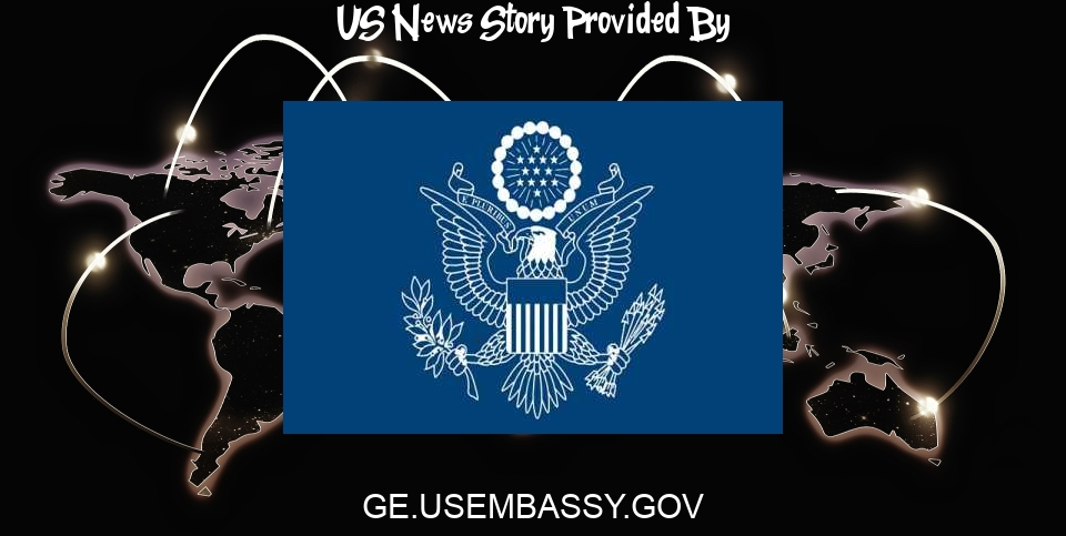 US News: Joint Statement on the US-Iraq Strategic Dialogue - US Embassy in Georgia