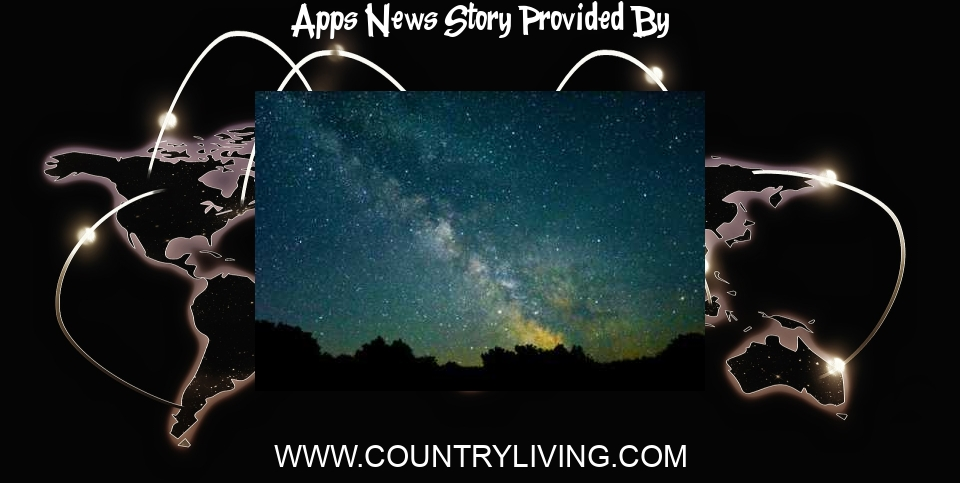 Apps News: 18 best stargazing apps for spotting constellations in the night sky - Countryliving (UK)