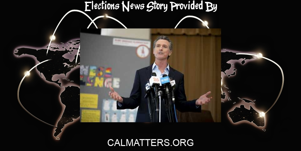 Elections News: How to avoid a recall meltdown and improve California elections - CalMatters