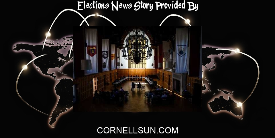 Elections News: Student Elections Have Begun. Here is What You Need to Know. - Cornell University The Cornell Daily Sun