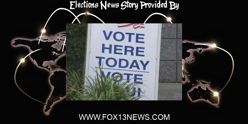 Elections News: Florida House backs controversial elections changes - FOX 13 Tampa Bay