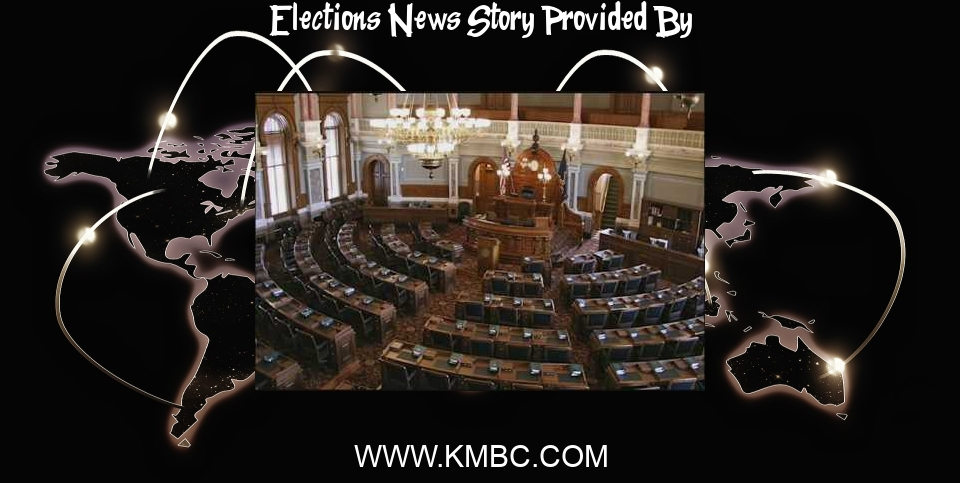 Elections News: Kansas lawmakers override vetoes on taxes, guns, elections - KMBC Kansas City