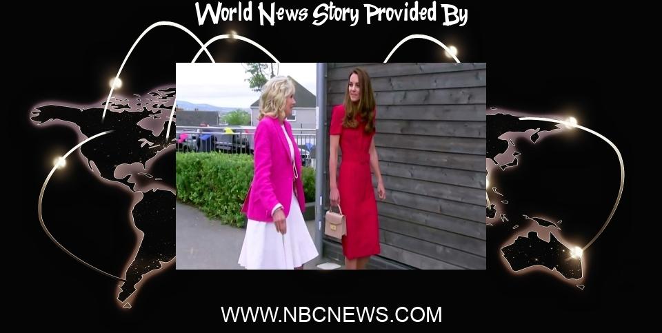 World News: Queen Elizabeth II to join Biden, world leaders at as U.K. adds star power to G-7 summit - NBC News
