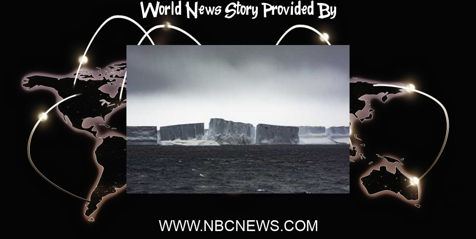 World News: National Geographic adds 5th ocean to world map - NBC News