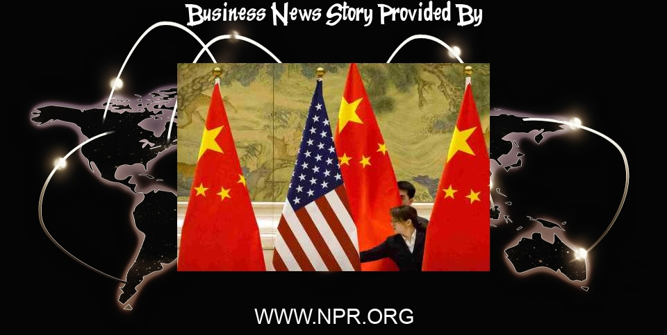 Business News: China's New Anti-Foreign Sanctions Law Sends A Chill Through The Business Community - NPR