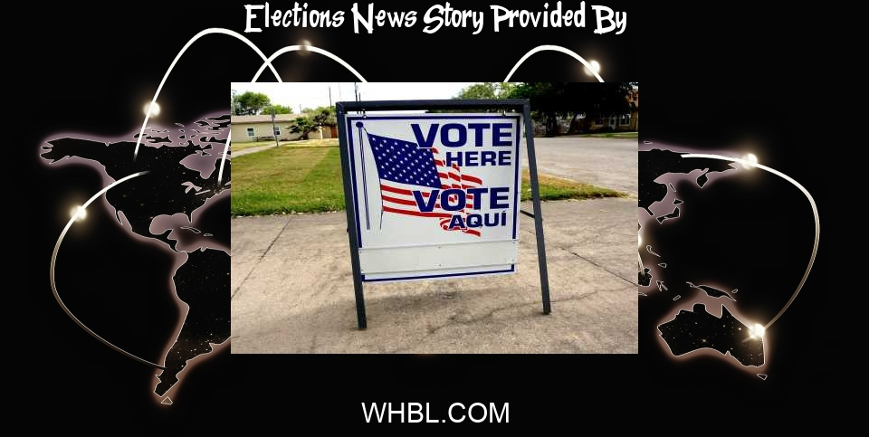 Elections News: State elections commission sends out new address verification cards to inactive voters - WHBL News