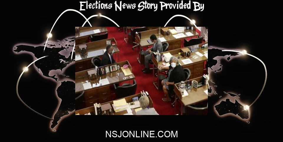 Elections News: Legislature nears delaying elections in some cities to 2022 - North State Journal