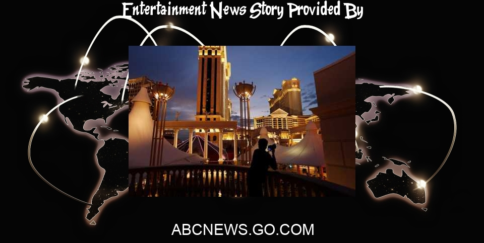Entertainment News: Caesars Entertainment, Spiegelworld ink M theaters deal - ABC News