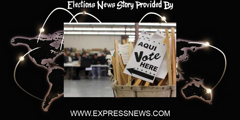 Elections News: Commentary: Move city elections to November - San Antonio Express-News
