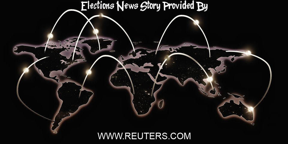 Elections News: Factbox: Who runs America's elections? - Reuters