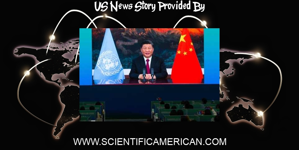 US News: World Leaders Meet to Address Biodiversity Crisis, But U.S. Stays on Sidelines - Scientific American