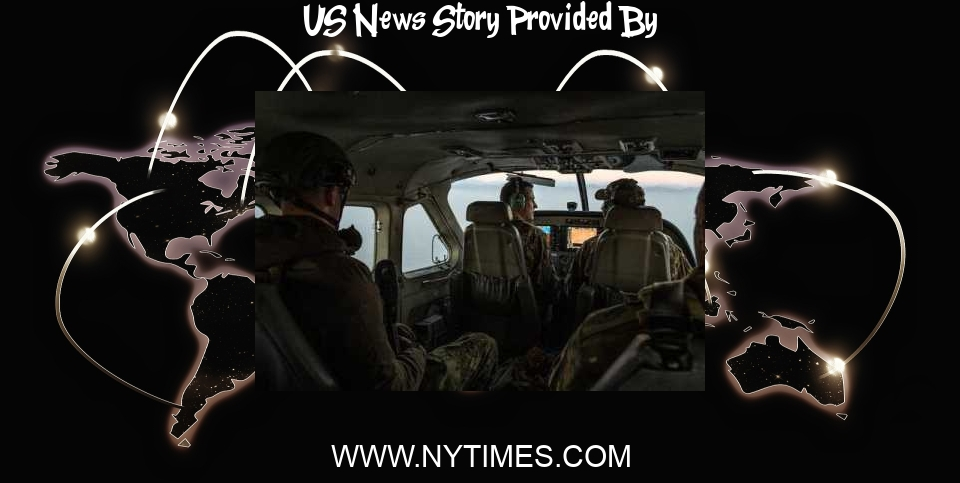 US News: U.S. Weighs Possibility of Airstrikes if Afghan Forces Face Crisis - The New York Times