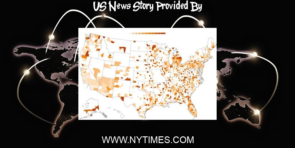 US News: Which Groups Are Still Dying of Covid in the U.S.? - The New York Times
