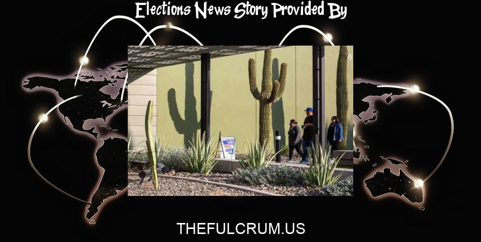 Elections News: Arizona to ban private funding for election management - The Fulcrum