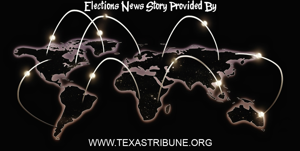 Elections News: Texas municipal elections May 1 include mayoral races, homeless measure - The Texas Tribune