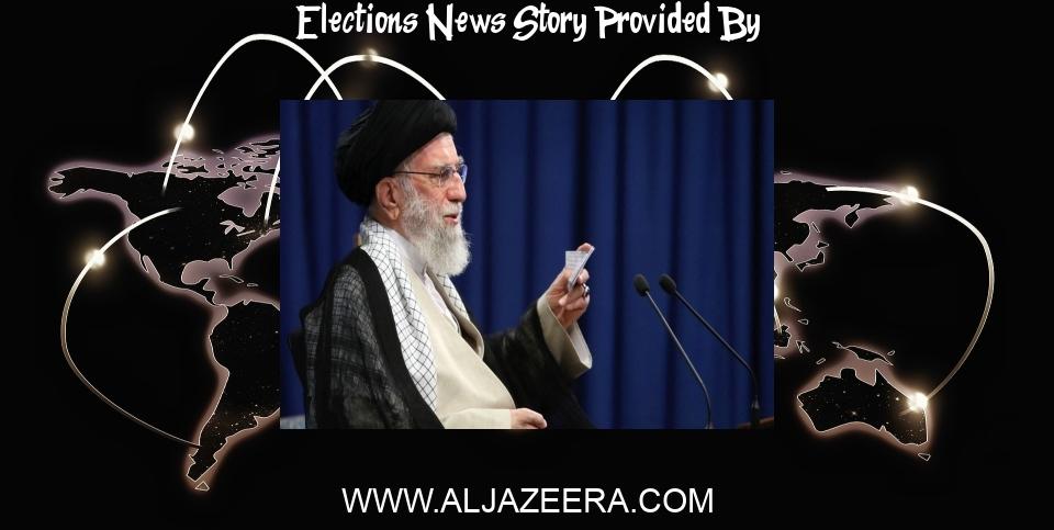 Elections News: Iran elections: Towards an 'Islamic government' - Al Jazeera English
