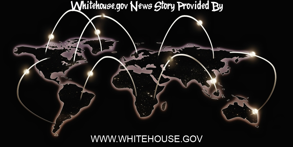White House News: Excerpts from Remarks as Prepared for Delivery by President Biden to a Joint Session of Congress - The White House